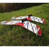 Swallow 800mm Wingspan EPP Fixed Wing FPV RC Avion Trainer Kit pour débutant
