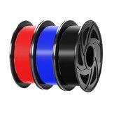 TRONXY® 1 kg 1,75 mm PLA Filamento Uma variedade de cores para filamento de impressora 3D PLA Filamento puro