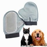 Yani HP-PG2 Pet Dog Steel Needle Massage Glove Grzebień do włosów Grzebień antystatyczny