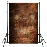 5 x 7 Inch Abstract Brown Studio Vinyl Photography Backdrop Prop Photo Backdrops Background
