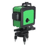 16Line Green Light Lasermaschine Laserebene horizontal und vertikal