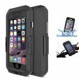 IPX8 Waterproof Pouch Bolsa Caso Cover Bicycle PhonE-mount Holder Para iPhone 6 6s 4.7 polegadas