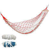 Hammock Chair Swing Hanging Rope Seat Net Chair Tree Outdoor Patio Indoor 120kg