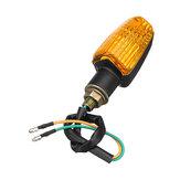 Moto intermitente de motocicleta señal de giro Lámpara indicador LED luces universal