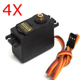4X MG995 High Torque Metal Gear Analog Servo for RC Airplane Models