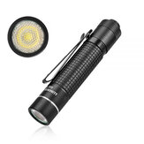 LUMINTOP EDC AA Osram LED 600LM AA/14500 Battery EDC Flashlight Waterproof Mini Torch Pocketlight Headlight with Clip