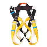 Climbing Belt Camping Safety Rock Protection Waist Belt High Altitude Safety Belt Harness Equipment