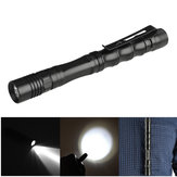 XANES 1520 XPE 1000LM 1Mode Easy Operation Bright Pen Shape Pocket Light EDC Tactical LED Flashlight