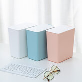 Office Table Sundries Storage Container Waste Bins Mini Trash Can Desktop Bucket