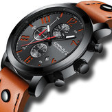 CRRJU 2215 Chronograph Casual Style Luminous Herrenuhr