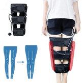 قابل للتعديل O نمط X نمط تصحيح الساقين حزام انحناء الساقين الركبة Valgum استقامة مصحح الوضعية Beauty Leg حزام للبالغين والأطفال