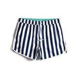 Mens Classic Pantaloncini da spiaggia da spiaggia larghi con stampa rapida e asciutta con coulisse