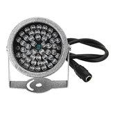 Usynlig infrarød belysning 940nm 48 LED IR lys lampe til CCTV sikkerhed kamera
