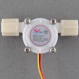 Débitmètre d'eau Débitmètre Commutateur Compteur Compteur Hall Sensor 0.3-6L / min