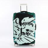 18-32 calowy elastyczny pokrowiec na bagaż Grubszy, pyłoszczelny pokrowiec na walizkę