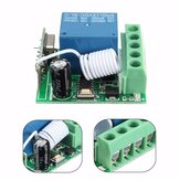 Geekcreit® DC12V 10A 1CH 433MHz Wireless Relay RF Remote Control Switch Receiver