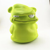 Squishy 25 * 17 * 15CM Simulatie Monster Decompressiespeelgoed Soft Slow Rising Collection Gift Decor Toy