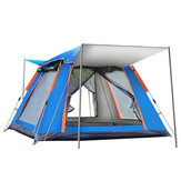For 6-7 People Fully Automatic Tent Outdoor Camping Family Picnic Travel Rainproof Windproof Tent