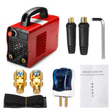 ZX7-200 220 V de mano Mini MMA Soldadura eléctrica herramienta Digital 20-200A Inverter ARC Welding Machine