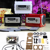 WangDaTao YD-BT001 DIY Πολυλειτουργικό ασύρματο κιτ ήχου Bluetooth Ηλεκτρονικό κιτ Ραδιο ενισχυτής Κιτ παραγωγής ήχου