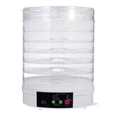 7 rétegű elektromos élelmiszer-dehidratáló gyümölcsszárító Veg Conserver Machine 350W