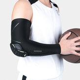 1PCS Sportarmmanschetten Anti-Schlag-Kompression Rutschfeste Handschutzwerkzeuge Basketball im Freien Fußball Wandern Radfahren Schutzausrüstung
