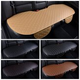 5 Colors New Breathable PU Leather Universal Car Rear Seat Cover Cushion Pad Kit