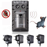 Elettronica ad ultrasuoni pest rat mouse insetti controllo dei roditori repeller anti - talpa assassino cacciatore trappola bug