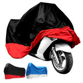 190T Waterdichte Motorcycle Cover UV Protector Anti Wind Rain Snow Dust Cover 4XL