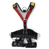 IPRee ™ Outdoor Rescue Wspinaczka do skafandra Pas bezpieczeństwa do siedzenia Pasek do przypięcia fotela