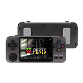 RK CONSOLE RK2020 32GB/64GB/128GB 2000+ Games 3.5inch IPS HD Screen Retro Handheld Video 3D Games Console Support PS1 N64 GBA MD NES Game Player Aluminum Alloy Shell