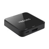 VEGGIEG 1 In 2 Out HDMI Switch Splitter 4K * 2K @ 60Hz HDMI Converter Hub tápegységgel