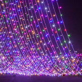 500LED 100m String Fairy Light 8 Modes Waterproof Xmas Party Wedding Curtain Christmas Tree Decorations Lights