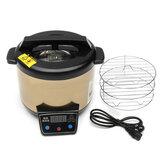 6L Smart Black Garlic Fermenter Ferment Maker Automatic Stainless Steel Pot