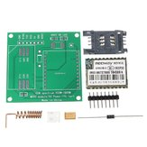 DIY M590E GSM GPRS Kit de module de communication double Bande 900 / 1800MHZ 85,6 Kbit / s 900m-1800m pour