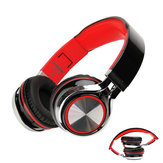 INGEL Foldable Heavy Bass Headphone Headset With Mic For Smartphone Tablet PC
