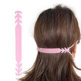 1pc volwassen kind masker touw gesp 3 versnellingen aanpassing oorhaak anti oorpijn