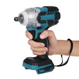 325 N.m 1/2'' Brushless Cordless Electric Impact Wrench Torque Hand Drill for Makita 18V Battery
