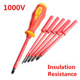 7st 1000V High Voltage Electrical Insulation Resistance Schroevendraaiers
