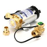 100W / 150W pompa wspomagająca ciśnienie wody prysznic domowa elektryczna automatyczna pompa wodna ze stali nierdzewnej