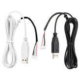 New High Quality Gaming Mouse USB Mouse Data Cable Line For Razer DeathAdder For Razer DeathAdder