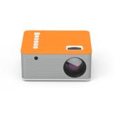 TOPRECIS UC28D Mini Pico LED جهاز عرض محمول متعدد الوسائط منفذ للأفلام في الهواء الطلق الأطفال جهاز عرض المسرح المنزلي