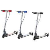 KatlanabilirAlüminyumAlaşımlıÇocukÇocukScooter Yüksekliği Ayarlanabilir 3 Hafif Tekerlekler