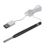 3 em 1 USB Orelha Endoscópios de limpeza Orelhapick Orelhawax Removal Kit 3.5mm Probe 500W