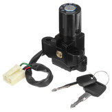 Ignition Switch with Kaeys For Suzuki GSF RF400 GSX 600 750 900 1100 GSXR 750 1100 GS