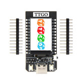 TTGO T-Display ESP32 CP2104 WiFi bluetooth Module 1.14 بوصة LCD Development Board LILYGO for Arduino - المنتجات التي تعمل مع لوحات Arduino الرسمية