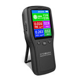 Portable Laser Meter Air Quality Tester Detector Accurate Testing Formaldehyde PM2.5 Monitor