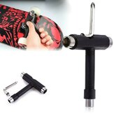 Multi-Function Skateboard Tools T Tools Allen Key L-Type Phillips Head Wrench Screwdriver for Adjusting Mounting Trucks