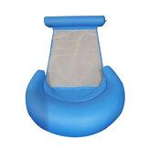 Opblaasbare waterhangmat Drijvend bed Zwemstoel Zwembadstoelen Lounge stoelen