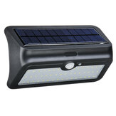 Garden Porch 46 LED Solar Power Wall Lamp 950lm Motion Sensor Wireless Waterproof Exterior Security Outdoor Wall Light